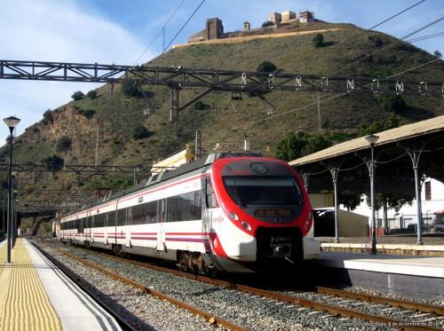 RENFE ajusta el horario de los trenes de Cercanías Málaga para mejorar el enlace con los trenes AVE