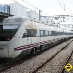 Intercity doble composición Gijón