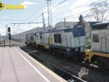 Locomotoras FEVE El Berron