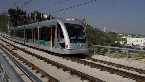 Dispositivo especial del Metro de Sevilla durante la Feria de Abril