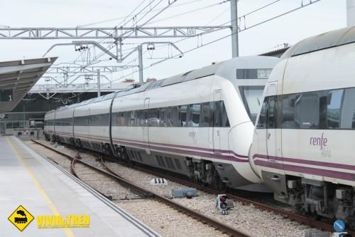 Numeración de los trenes en España