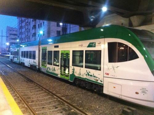 Tren Tram
