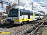 Tren electrico Renfe Feve