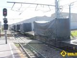 Tren mercancías Santander