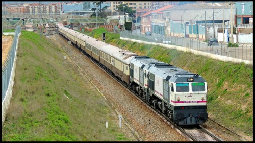 Tren turísticos Salamanca