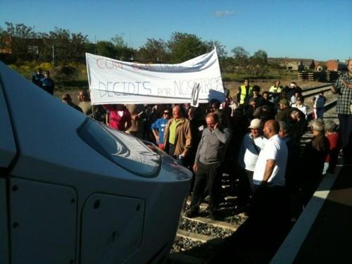 Manifestacion Zamora