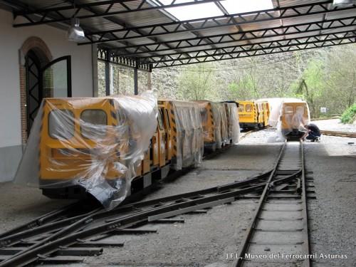 Tren minero Samuño