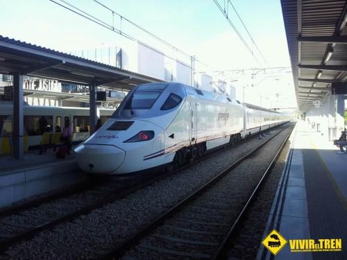 Nuevos trenes ALVIA directos Gijón – Cádiz, Gijón – Castellón/Oropesa y Santander – Cádiz