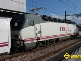 Maquina electrica Renfe