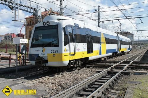 Fomento mantiene todos los servicios de Renfe-Feve y propondrá suprimir el AVANT Calatayud – Zaragoza