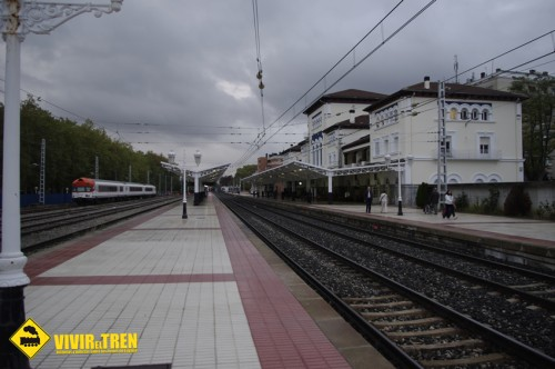 Tren Batalla Vitoria