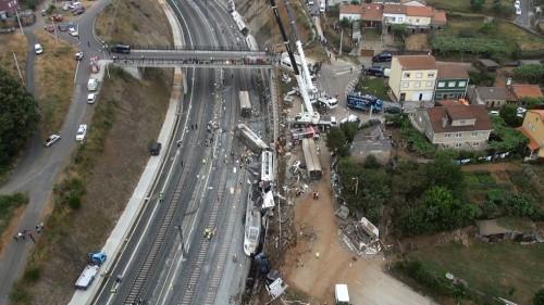 El maquinista admite haber cometido una imprudencia a los mandos del tren