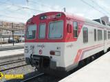 Tren Cercanias 592