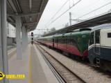 Tren turistico Expreso de la Robla