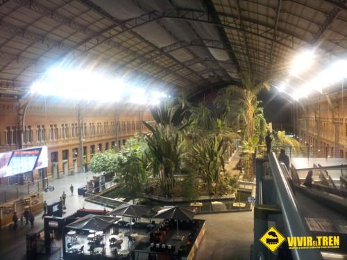 Los aseos de la estación de Atocha pasarán a ser de pago