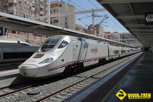 RENFE mantiene el ALVIA Gijón – Cádiz y refuerza el servicio de fin de semana Madrid – Cádiz