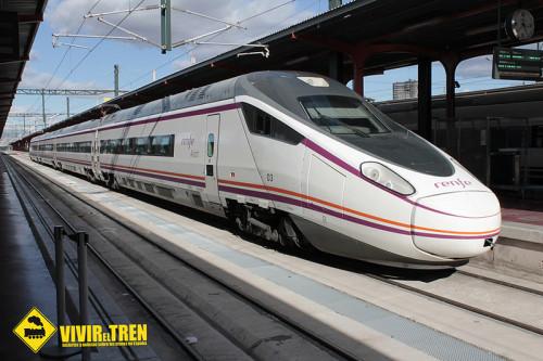 Nueva marca comercial en los trenes de RENFE: Especial Alta Velocidad (AV)