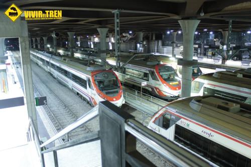 Convocadas 11 jornadas de paros parciales y 3 jornadas de huelga en RENFE y ADIF