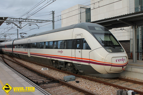 Intercity S-121 Huelva
