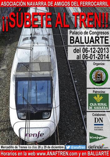 Subete al tren Anaftren