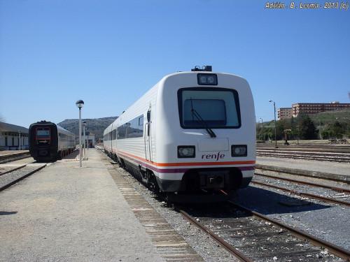 Transbordos por carretera en la línea Madrid – Soria los días 12, 13, 14, 26, 27 y 28 de noviembre