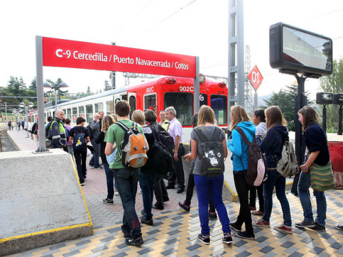 RENFE refuerza los trenes de Cercanías Madrid durante navidades
