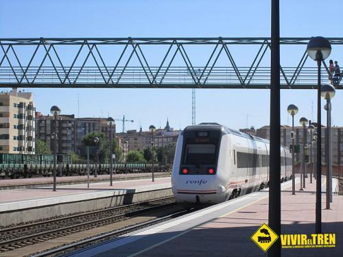 Huelga Sindicato Circulacion Ferroviaria Adif