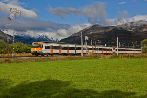 El Tren Blanco circulará los fines de semana y festivos de diciembre a abril entre Barcelona, La Molina y Puigcerda