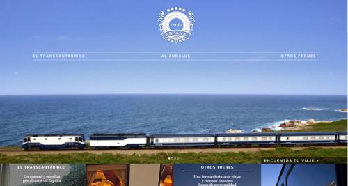 Trenes turísticos Renfe