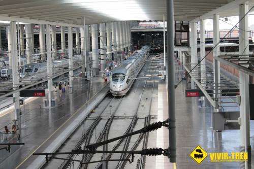 El AVE Madrid – Barcelona cumple 6 años en servicio