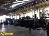 Anden Museo del Ferrocarril Asturias