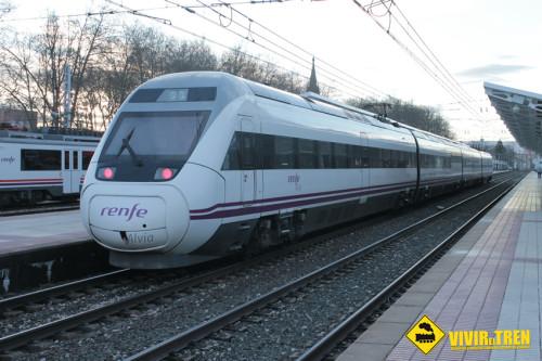 Nuevo billete gratuito para los menores de 4 años que viajen en tren