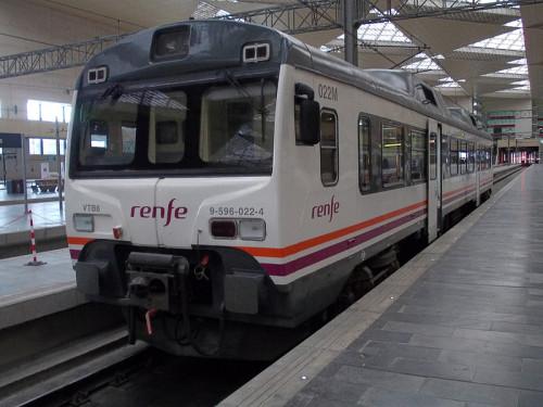 Los trenes de Media Distancia en Aragón sufren 138 averías en los últimos 5 meses