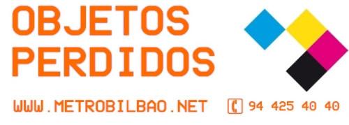 Servicio de objetos perdidos en el metro de Bilbao