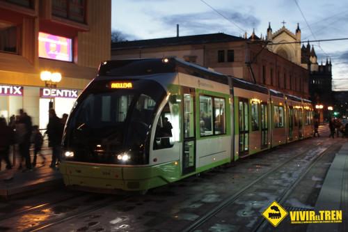 Tranvía de Vitoria