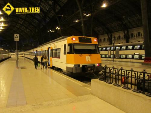 Tren carnaval Sitges