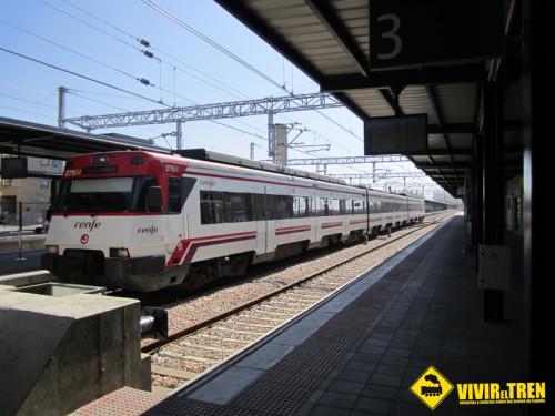 Trenes de Cercanías especiales para asistir a los carnavales de Tolosa