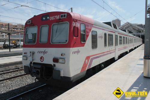 Trenes Carnaval Alicante