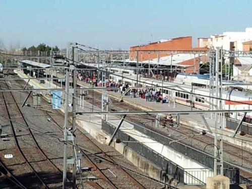 Interrumpido el servicio AVE entre Córdoba y Puertollano por un incendio en un túnel