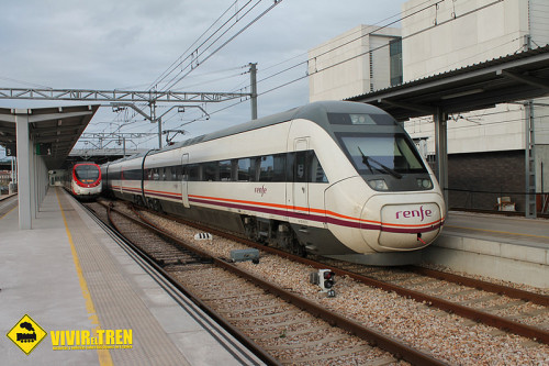 Intercity Gijón Madrid