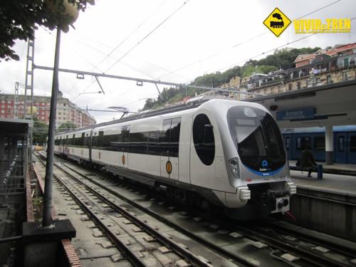 Visita en tren a Durango y a los talleres de Euskotren en Lebario