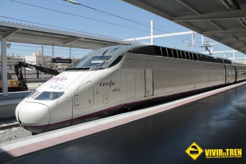 Aumenta los ingresos, los viajeros y la ocupación en los trenes AVE