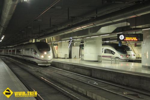Trenes especiales para ir a la final de la Copa del Rey en Valencia desde Barcelona y Madrid