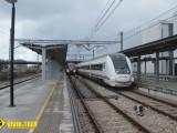 Tren estación Gijon