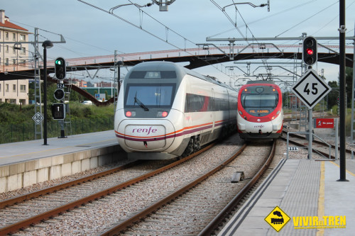 Renfe refuerza con solo 2 trenes las conexiones a Asturias durante Semana Santa