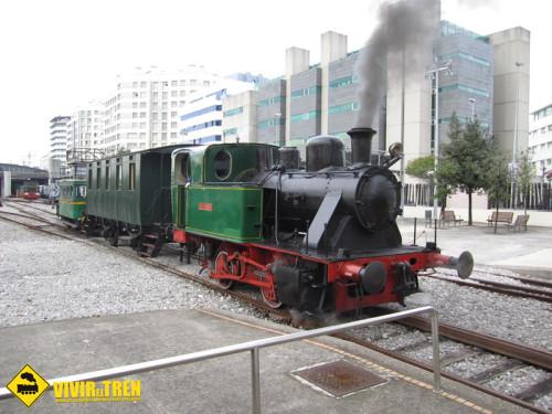 Viajes en tren y visitas guiadas en el Museo del Ferrrocarril de Asturias