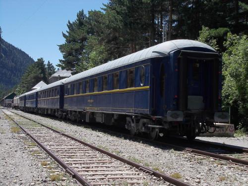 Tren Canfranero