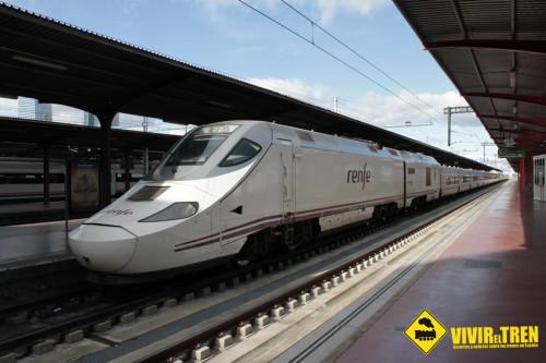 Tren Intercity Zamora Semana Santa