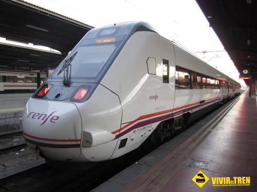 Tren Lorca Semana Santa