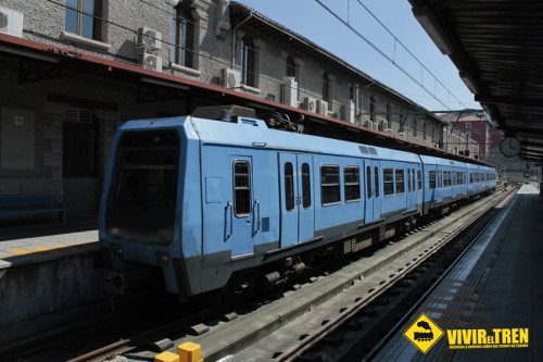 Tren S-3500 Euskotren